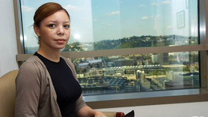 Rosa Copeland Miller is among the first minority female partners at Schnader Harrison Segal & Lewis in downtown Pittsburgh. This month she will be moderating a panel discussion on how minority attorneys can break barriers and find success in Pittsburgh.