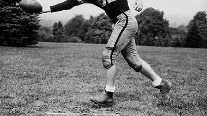 Jack Butler, who joined the Steelers as an undrafted player in 1951, set a franchise record with 52 interceptions, a mark later broken by Hall of Famer Mel Blount.