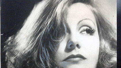 "Garbo starred in such classics as ""Queen Christina,"" ""Camille"" and ""Ninotchka."""