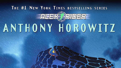 "Author Anthony Horowitz has mapped out Alex Rider''s latest mission in ""Snakehead."""