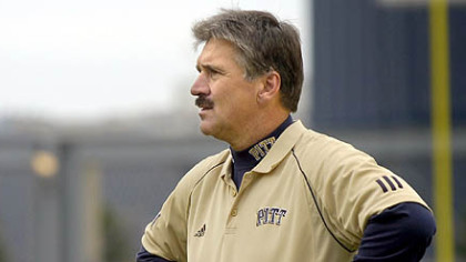 Pitt coach Dave Wannstedt knows that the Panthers&#039; game tomorrow against Navy means a lot to the program.