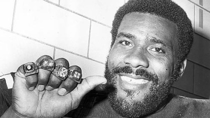 "Joe Greene -- ""Probably, if I could say anything on my behalf, and I don't mean to do it, but something that I brought to the table that was helpful was an attitude."""