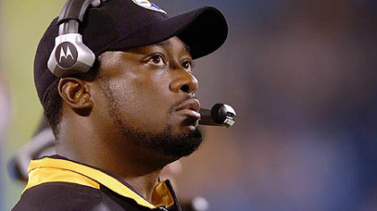 Mike Tomlin -- I've made a conscious effort not to worry about it or compare what we're trying to do to the past. We can't duplicate it and we're not even going to try.